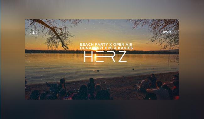Beach Party x Dunakeszi strand x Mi a kavics 07/18