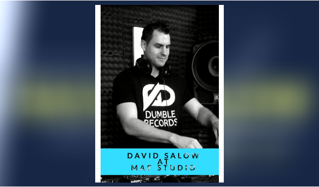 New David Salow mix is online now